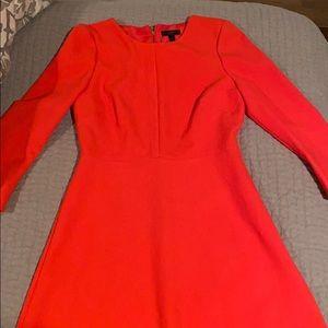 JCrew 3/4 bell sleeve dress!